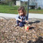 Jardinage pour Camille