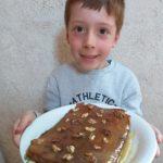Gâteau aux noix : bon appétit !