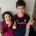 Les cookies de Maël et Anaë