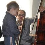 Temps musical pour Augustin