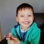 Le beau sourire de Dewi