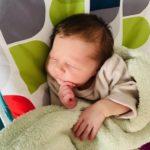 Un nouveau-né : Tiago !